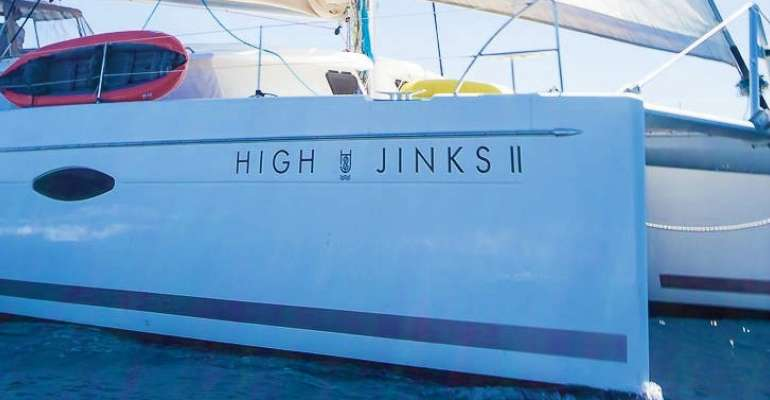 Catamaran High Jinks II