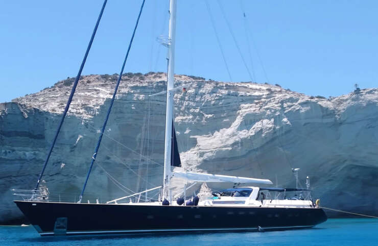 Sailing Yacht for rent by Forzatre