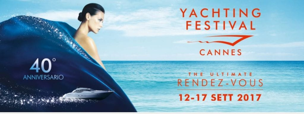 CANNES YACHTING SHOW 2017