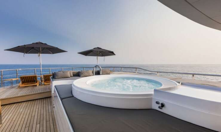 CHARTER: MY OUT is available for charter in September!