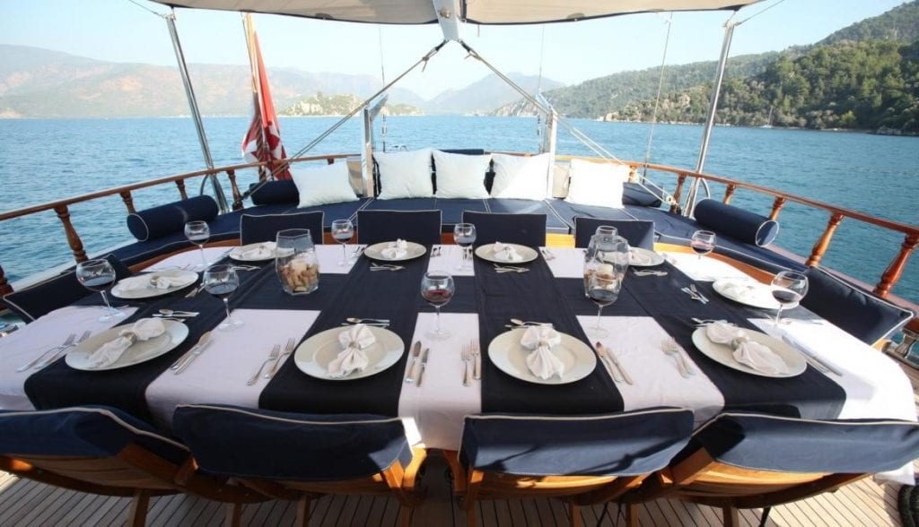 CHARTER: Croatia and Greece on board the luxury gulet Queen of Datca