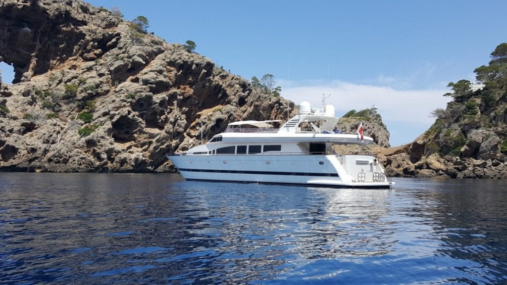 CHARTER: HARMONY I SPECIAL OFFER: 20% DISCOUNT IN AUGUST