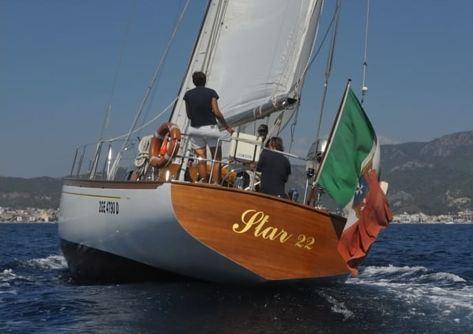 CHARTER: STAR 22 available in Sicily, Aeolian or Egadi Islands.