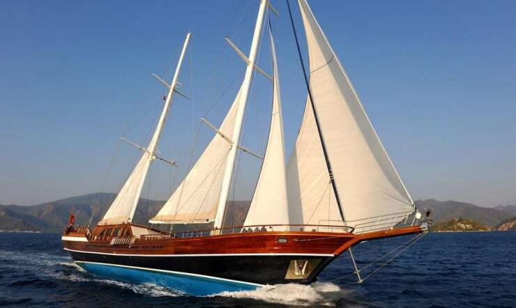 Charter: Gulet Queen of Datca is ready for 2018 bookings!