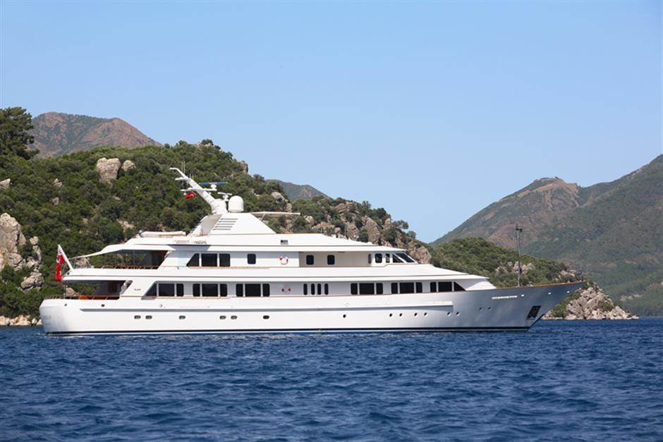 For Sale: 170′ (52.00m) FEADSHIP