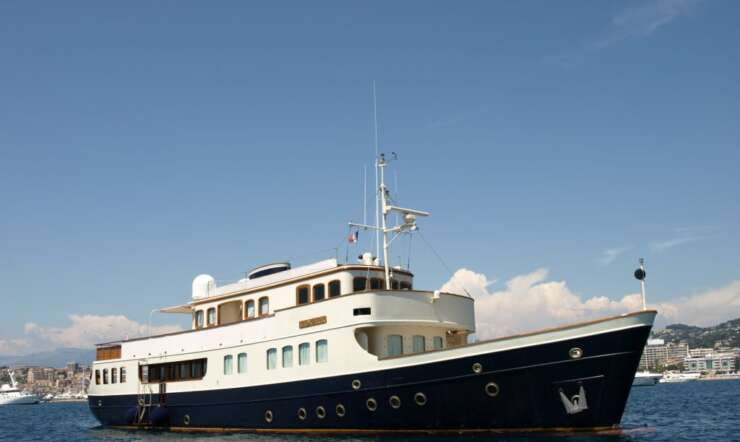 Yacht for Sale: Lady May of Glandore